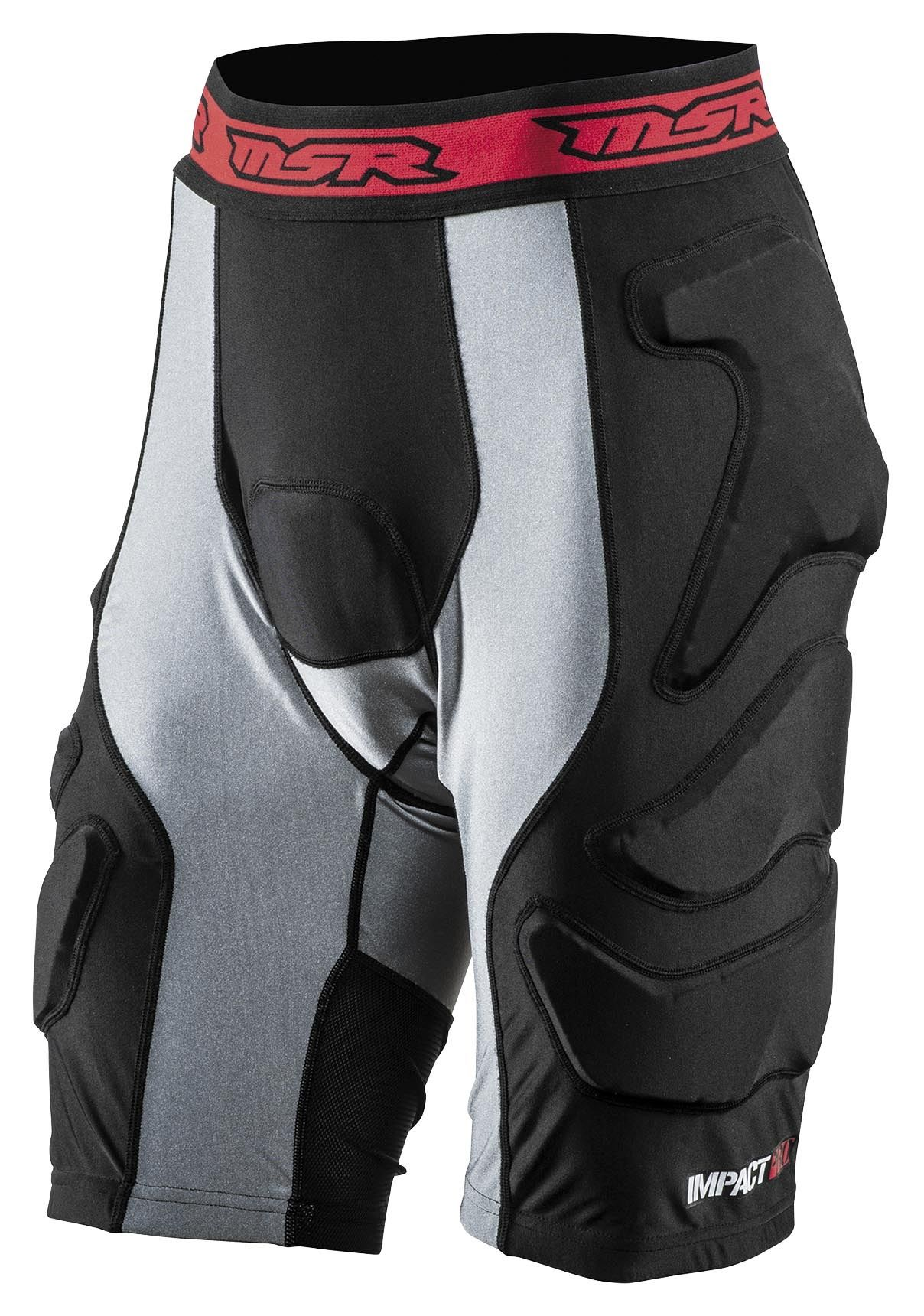 Msr Impact Pro Padded Riding Shorts Cycle Gear