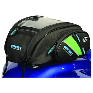 Oxford Mini Magnetic Tank Bag (Color: Black) 983527