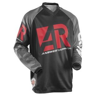 Answer Mode Jersey (Color: Black / Size: XL)