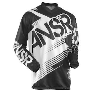 Answer Syncron Jersey (Color: Black / Size: 3XL)