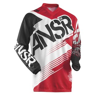 Answer Syncron Jersey (Color: Red / Size: 3XL)