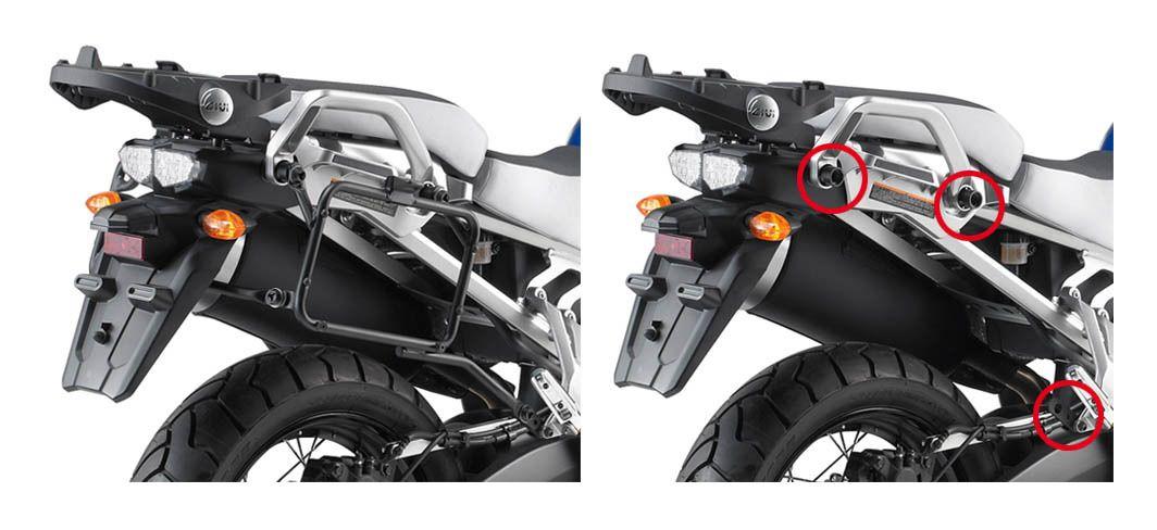 GIVI CUBRE CARTER RP2119 COMPATIBLE YAMAHA XT 1200 Z SUPER TENERE 2010 10 2011 11 2012 12