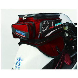 Oxford X40 Magnetic Tank Bag (Color: Red) 985948