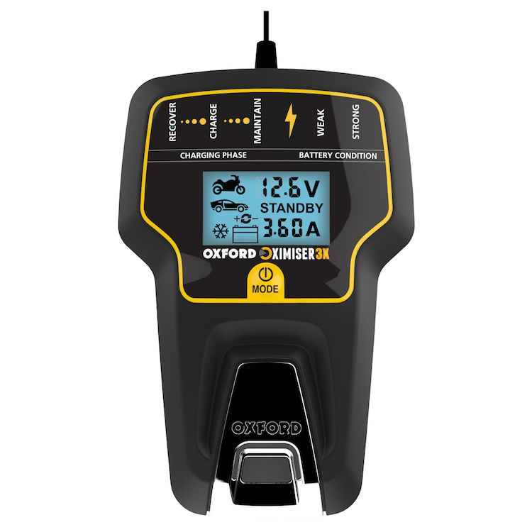 Oxford Oximiser 3X Advanced Battery Management System