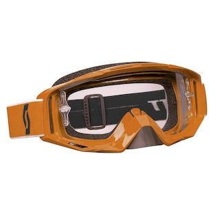 Scott Tyrant Goggles (Color: Orange / Lens: Clear) 864170