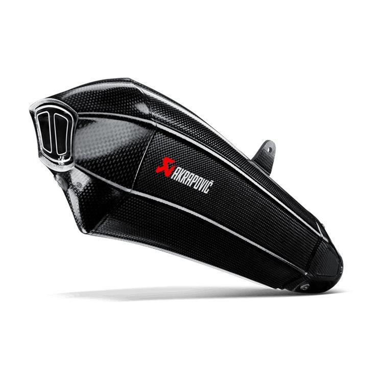 Akrapovic Slip-On Exhaust Kawasaki H2 2015-2018