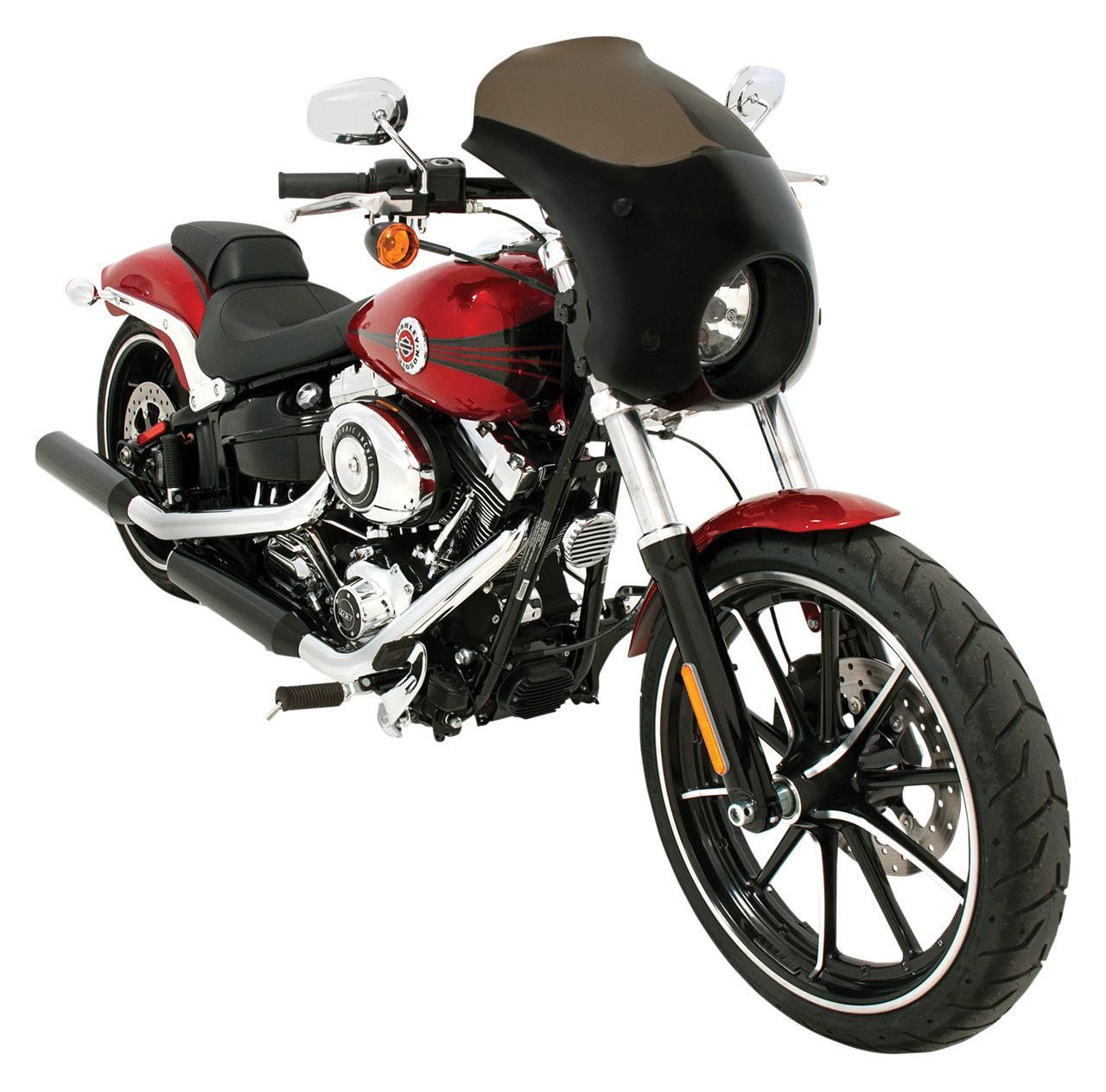 Parts For 2014 Harley Davidson Softail Breakout Fxsb Cycle Gear Touring Throttle By Wire Jumper Harness Heated Grip Wiring Memphis Shades Bullet Fairing 2013 2017