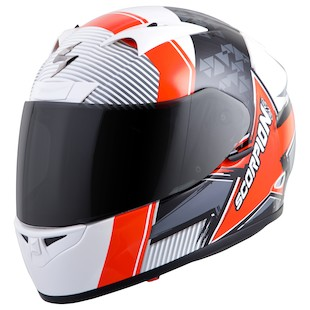 Scorpion EXO-R710 Golden State Full Face Helmet Black/Gold MD 291955886