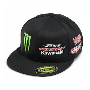 Pro Circuit Team Podium Hat (Color: Black / Size: LG-XL) 997652