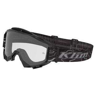 Klim Radius Moto Goggles (Color: Blitz / Lens: Clear) 969673