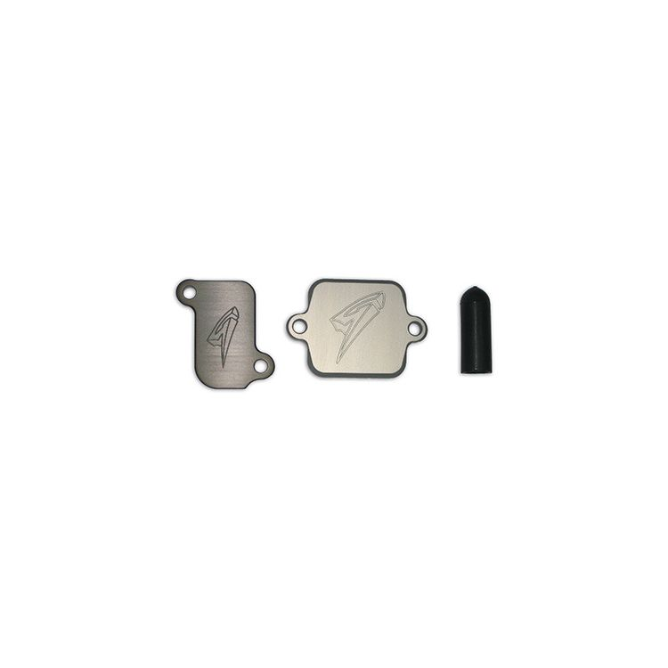 Graves Block Off Plates Yamaha FZ-09 / MT-09 / FJ-09 / XSR900 / YXZ1000R / Tracer 900