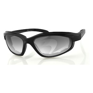 Bobster Fat Boy Photochromic Sunglasses (Color: Black / Lens: Photochromic) 147103