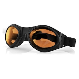 Bobster Bugeye Goggles (Color: Black / Lens: Clear) 147085