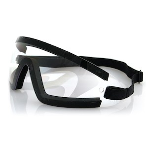 Bobster Wrap Around Goggles (Lens: Clear) 147051
