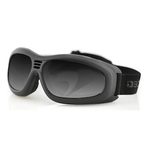 Bobster Touring II Goggles (Color: Black / Lens: Smoke) 147044