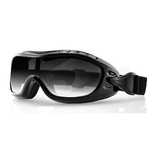Bobster Nighthawk II Photochromic OTG Goggles (Color: Black / Lens: Photochromic) 998331