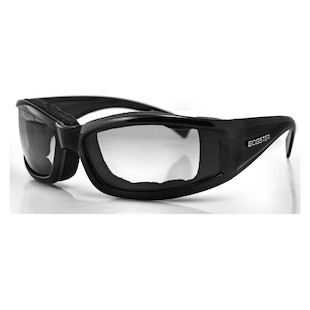 Bobster Invader Photochromic Sunglasses (Color: Black / Lens: Photochromic) 172544