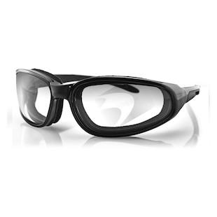 Bobster Hekler Photochromic Sunglasses (Color: Black / Lens: Photochromic) 599955