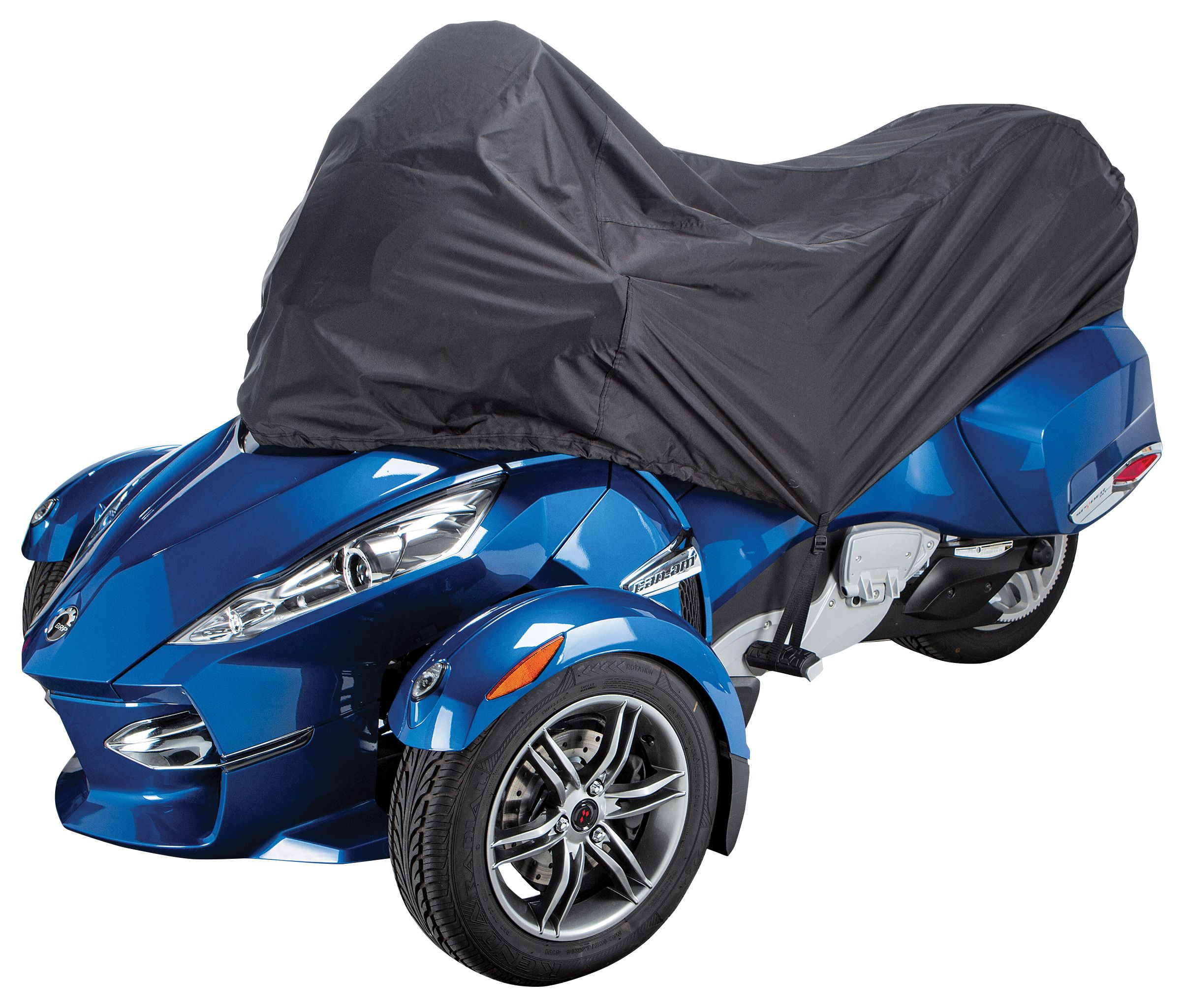 Tour Master Select Can Am Spyder Rt Half Motorcycle Cover