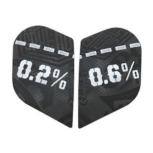 Icon Airframe Statistic Side Plate (Color: Rubatone Black) 960181
