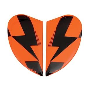 Icon Airmada Stack Side Plate (Color: Hi-Viz Orange) 847807
