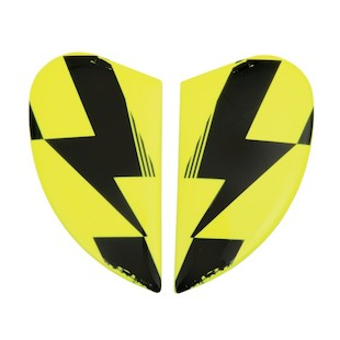 Icon Airmada Stack Side Plate (Color: Hi-Viz Yellow) 847808