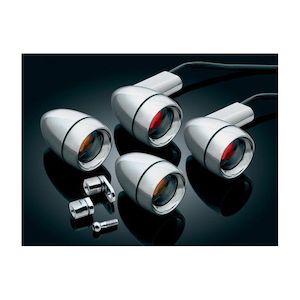 Kuryakyn Super Bright LED Strut Mount Bullet Lights For