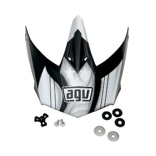 AGV AX-8 EVO Peak (Color: Flagstars Black/Gunmetal) 813347