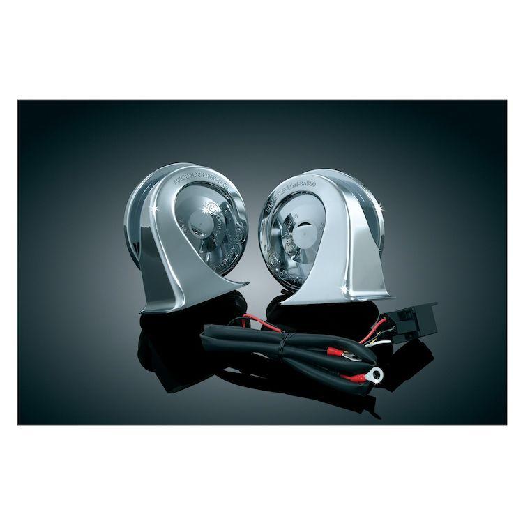 Kuryakyn Wolo Replacement Horns For Honda GoldWing 2001-2015