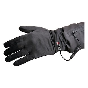 Powerlet Atomic Skin Heated Glove Liner (Color: Black / Size: LG / XL) 978052
