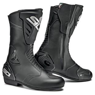 SIDI Black Rain Boots (Color: Black / Size: 11/45) 1002071