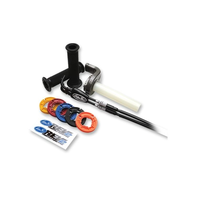 Motion Pro Rev2 Variable Rate Throttle Kit Suzuki GSXR 600 / GSXR 750 2008-2009