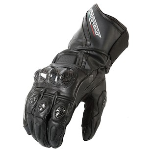 AGV Sport Intrepid Gloves (Color: Black / Size: 2XL) 1002357