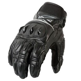AGV Sport Valiant Gloves (Color: Black / Size: LG) 1002390