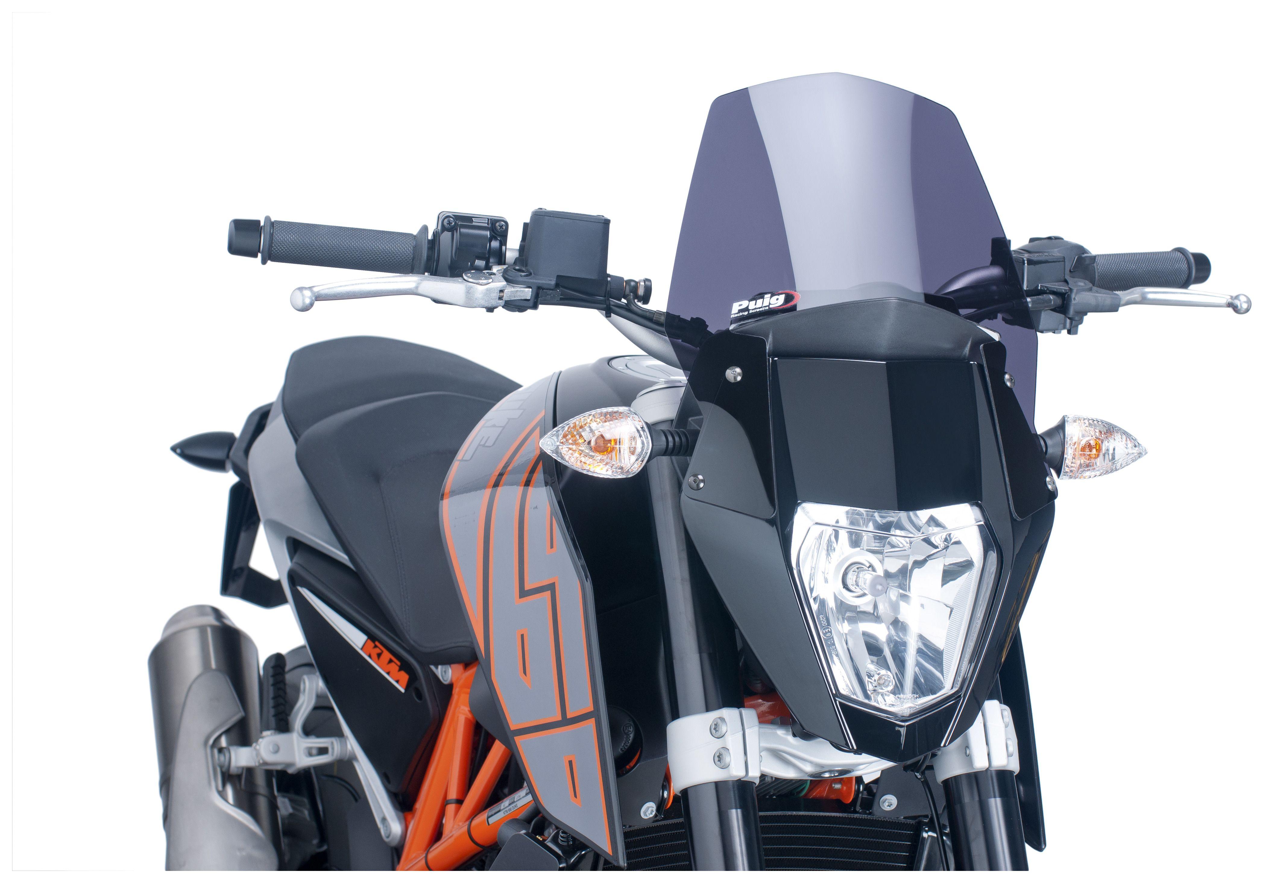 PUIG Naked New Generation Windscreen 6009W