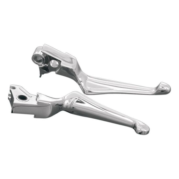 Kuryakyn Boss Blades Clutch And Brake Lever For Harley