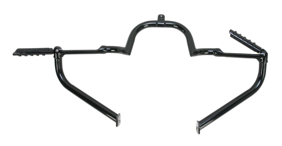 kuryakyn ergo plus engine guards for harley touring 1997
