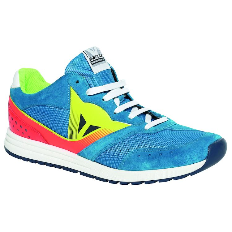 Blue/Fluo Red