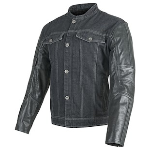 Speed and Strength Band Of Brothers Jacket (Color: Black/Black / Size: 2XL) 1005893