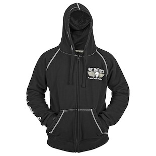 Speed and Strength We The Fast Armored Hoody (Color: Black / Size: LG) 1005939