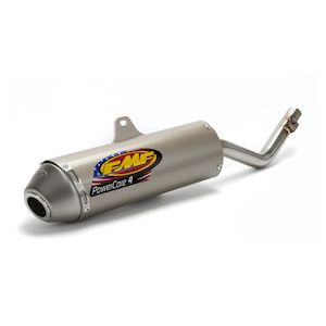 FMF Racing Power Core 4 Slip-On Exhaust for Yamaha 2006-12 WR//YZ Models