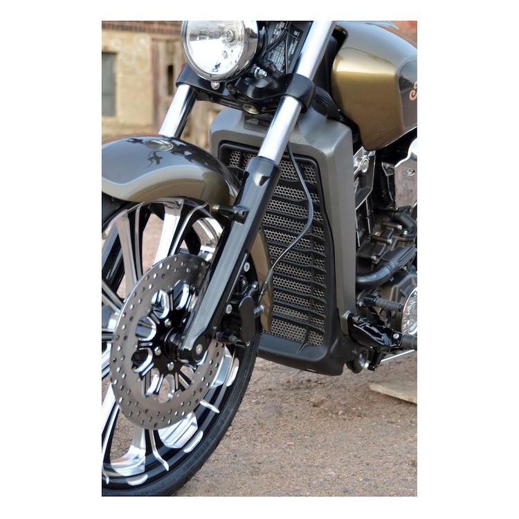 Klock Werks Outrider Rad Guard For Indian Scout 2015-2020