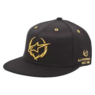 Alpinestars Exec Hat (Color: Black / Size: LG-XL) 1006491