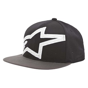 Alpinestars Dawson Hat (Color: Charcoal) 1006507