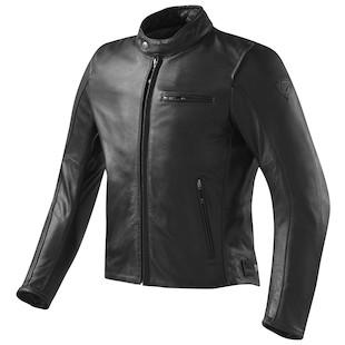 REV'IT! Flatbush Vintage Jacket (Color: Black / Size: 54) 1007803
