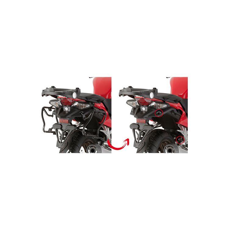 Givi PLXR1132 Rapid Release V35 Side Case Racks Honda VFR800 2014-2015