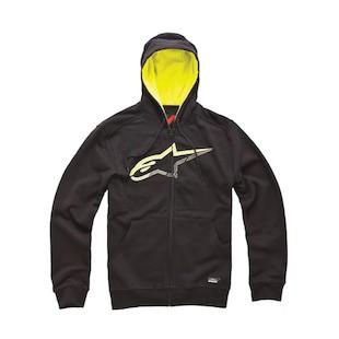 Alpinestars Chapman Hoody (Color: Black / Size: LG) 1008371