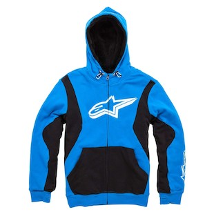 Alpinestars Freeman Hoody (Color: Blue / Size: XL) 1006473