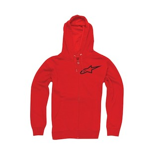Alpinestars Ranking Hoody (Color: Red / Size: 2XL) 1008503