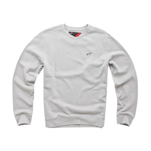Alpinestars Pedro V-Neck Sweatshirt (Color: Grey / Size: XL) 1008567